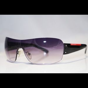 PRADA Authentic Sunglasses Gift Bag leather case